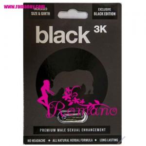 Black 3K Pill male enhancer