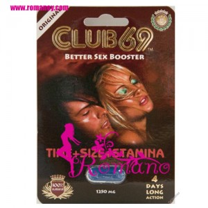 Club 69 Better Sex Booster
