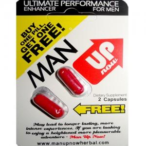 Man Up Now Pills