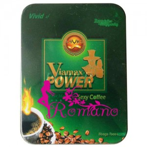 Vivid Viamax Power Sexy Coffee for Male