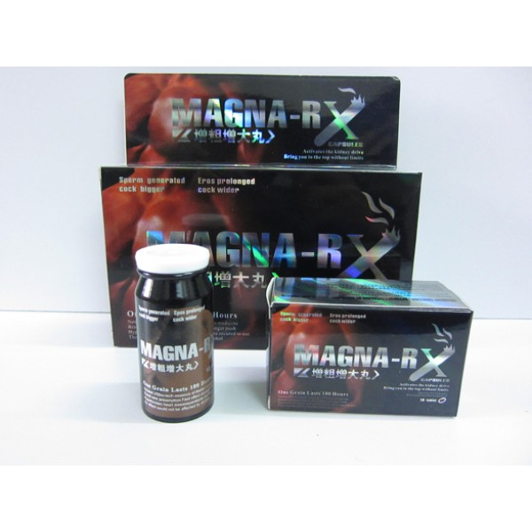 Magna RX Male Enhancement Pills Length In Cm