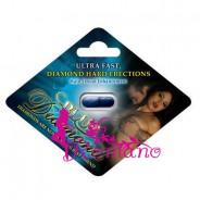 Blue Diamond Pill