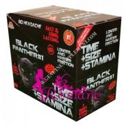 Triple Maximum Black Panther Male Enhancement Pill