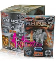 Rhino 7 Male Enhancement Pills