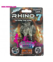 Rhino 7 Platinum 5000 Pill