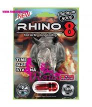 Rhino 8 8000 Male Enhancement Pills