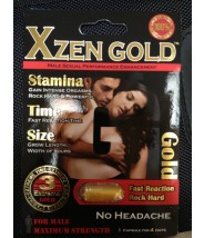 Xzone Gold Pill