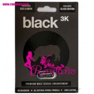 Black 3K Pill Premium Sexual Male Enhancement