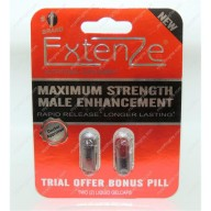 Extenze Nutritional Supplement Pills