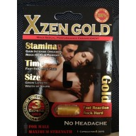 Xzone Gold Pill